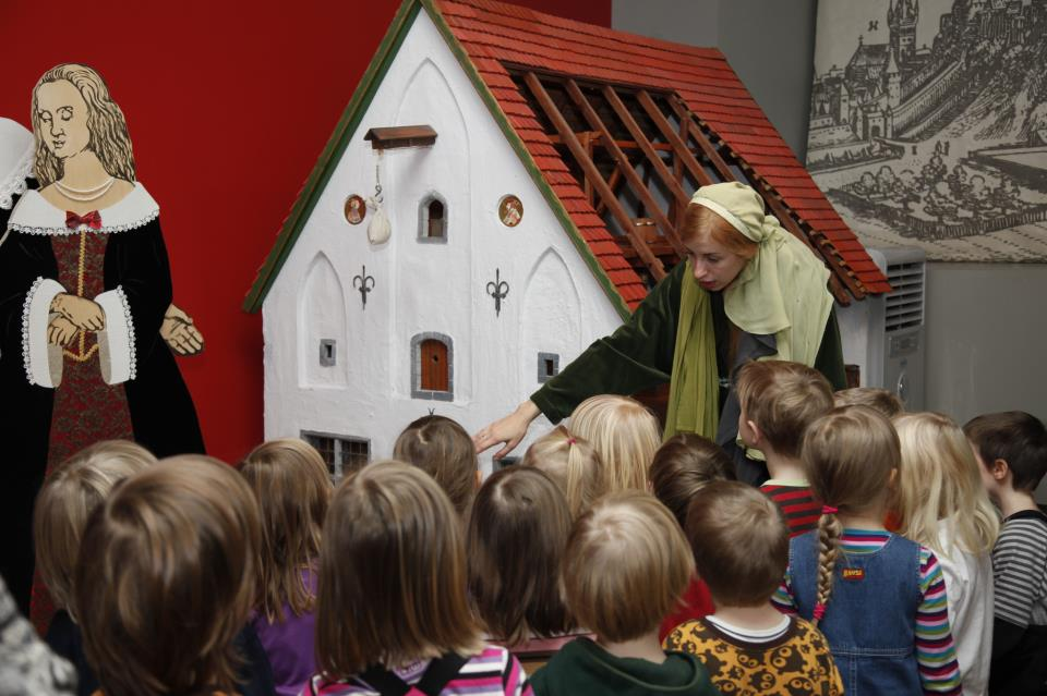 Tallinna Linnamuuseum ootab vabatahtlikke