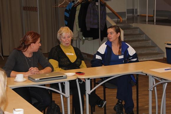 Eesti Liikumispuudega Inimeste Liit koolitab vabatahtlikke