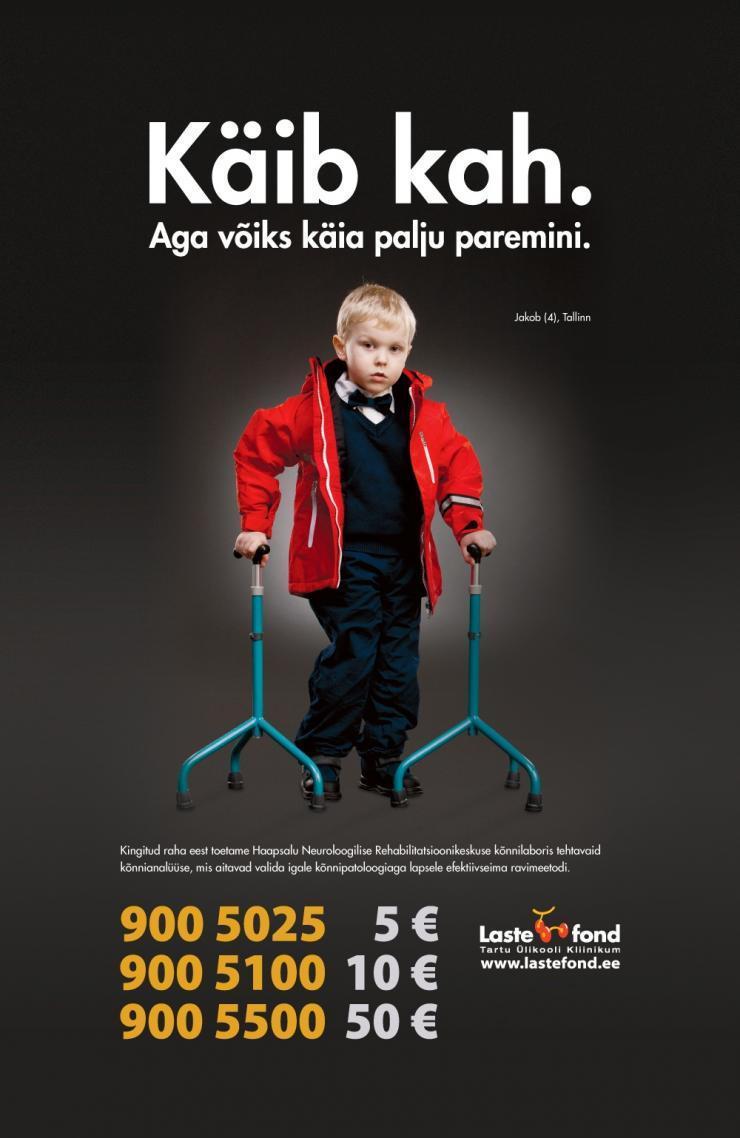 SA Tartu Ülikooli Kliinikumi Lastefond ootab uusi vabatahtlikke