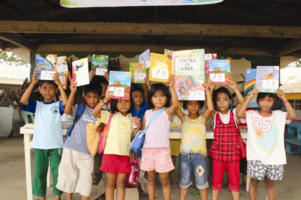 Amway on 10 aastaga muutnud 10 miljoni lapse elu