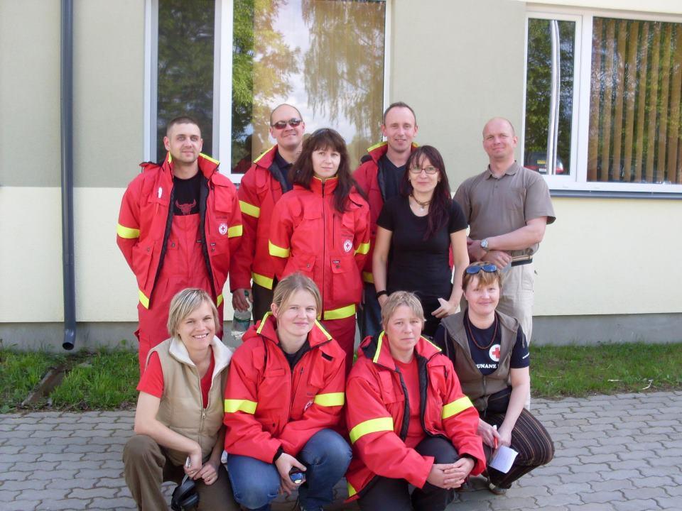Eesti Punane Rist tänab Tallinna raekojas koostööpartnereid