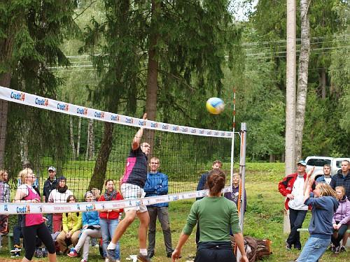 Rahva soovil tuleb Lõuna-Eestisse neli võrkpalliplatsi
