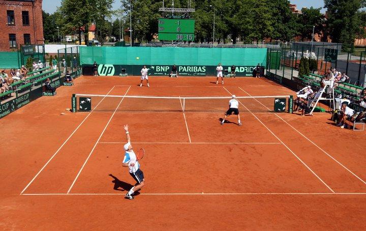 Toimus heategevuslik tenniseturniir