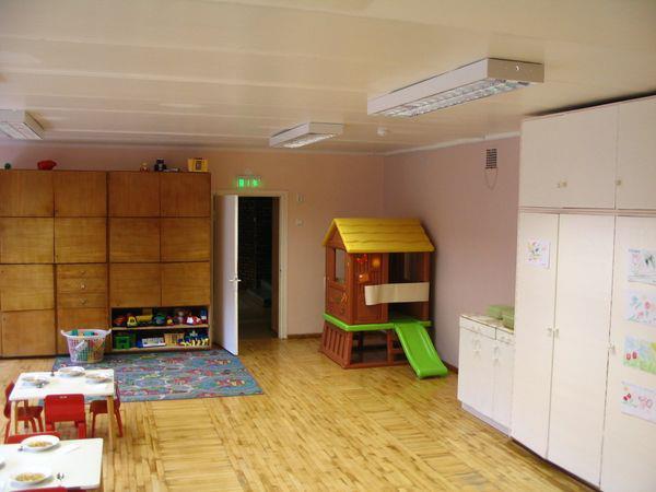 Viis Eesti lasteaeda saavad uue värvilahenduse
