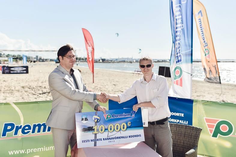 Premium 7 asub toetama rannavõrkpalli noortekoondiste tegevust