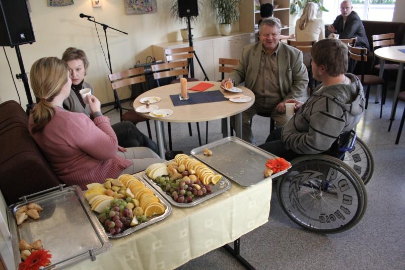 Tallinna Puuetega Inimeste Tegevuskeskus otsib andekaid vabatahtlikke