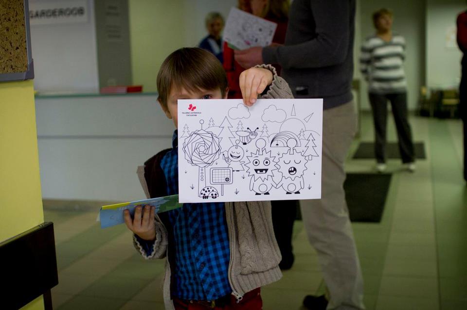 Eestlastest paar pärandas Tallinna lastehaiglale 600 000 eurot