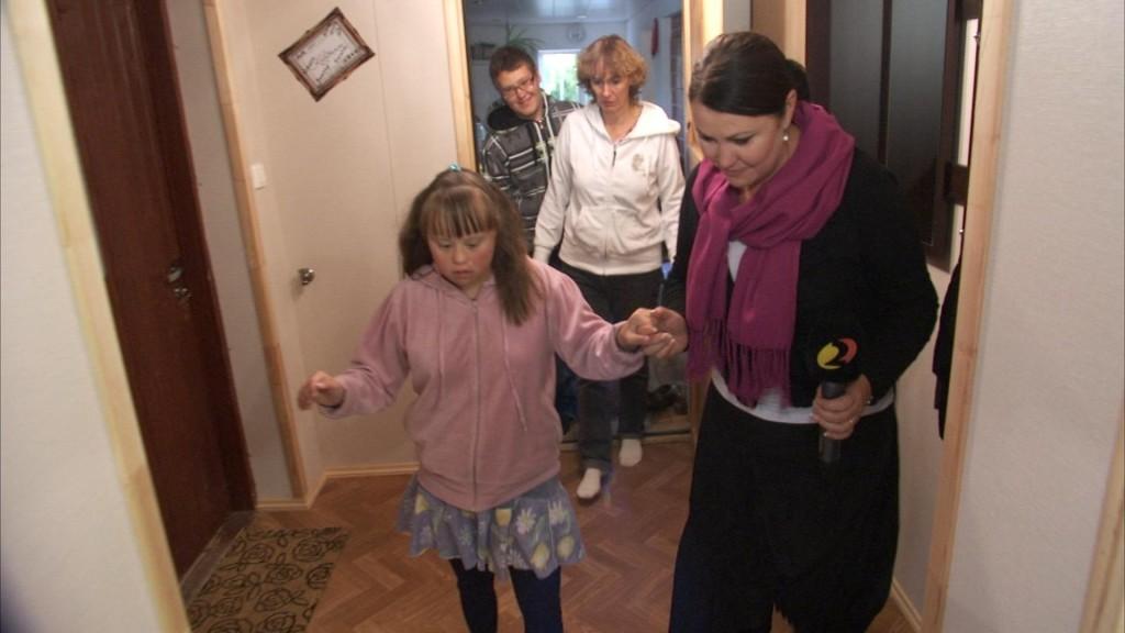 """""""Kodutunne"""" aitab üksikema, kes kasvatab autistist tütart ja nägemispuudega poega!"""