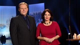 Urmas Vaino ja Kaileen Mägi Foto: ERR