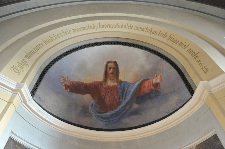 Kaarli kirikus toimub heategevuskontsert