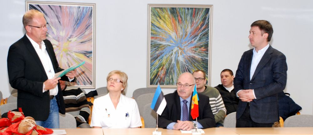 VÄÄRT ÜLESKUTSE! Lääne-Virumaa kutsub kogu Eestit üles toetama Moldovat
