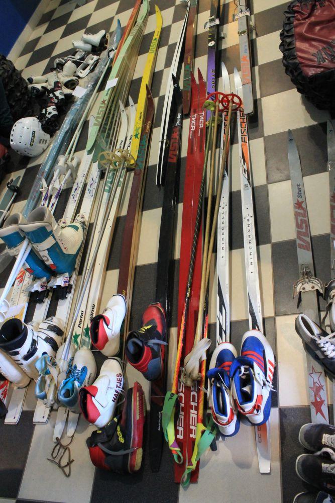 Valgamaa talispordikampaania abil koguti maakonna koolidele 66 erinevat sportimisvahendit
