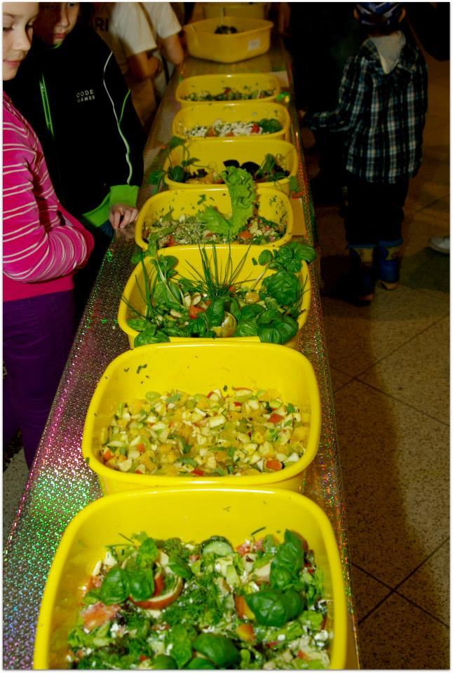 Heategevuslik tervisepäev Tasku keskuses tutvustas tervislikku toitumist