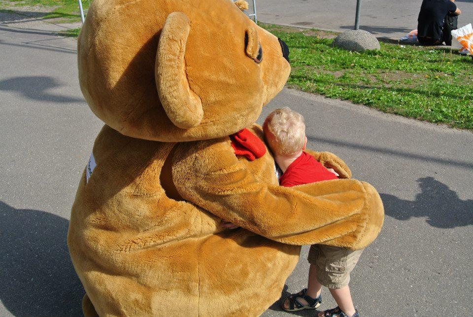 Lastefond toetas heategijate abil kasuperede suvepäevade korraldamist