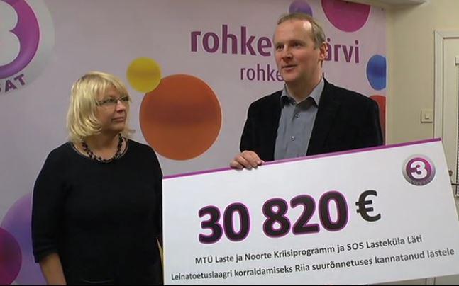 Maire Riis ja Priit Leito