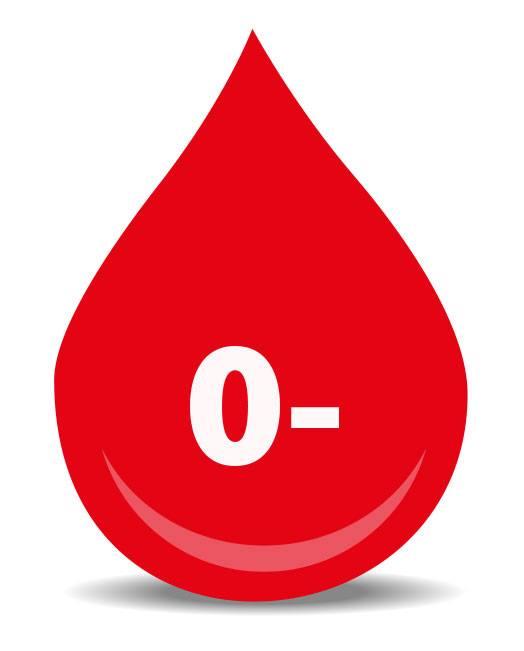 TÄHTIS TEADE! Kõik verekeskused vajavad hädasti 0 negatiivset verd