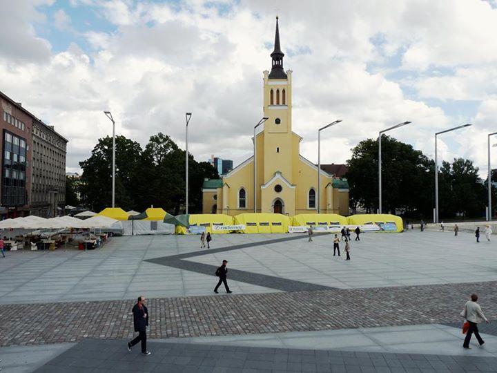 Tallinnas Vabaduse väljakul saab kahel päeval verd loovutada