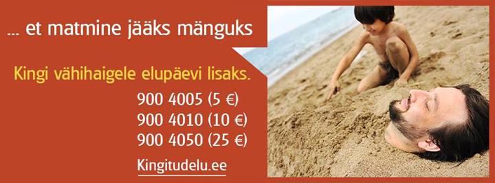Vähiravifond kogus laulupeol ja Õllesummeril annetustena üle 5200 euro2