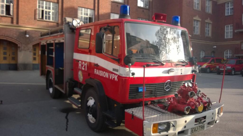 Jõgeva maakond ja Kaarina linn kingivad Moldovas asuvale Ungheni piirkonnale päästeauto