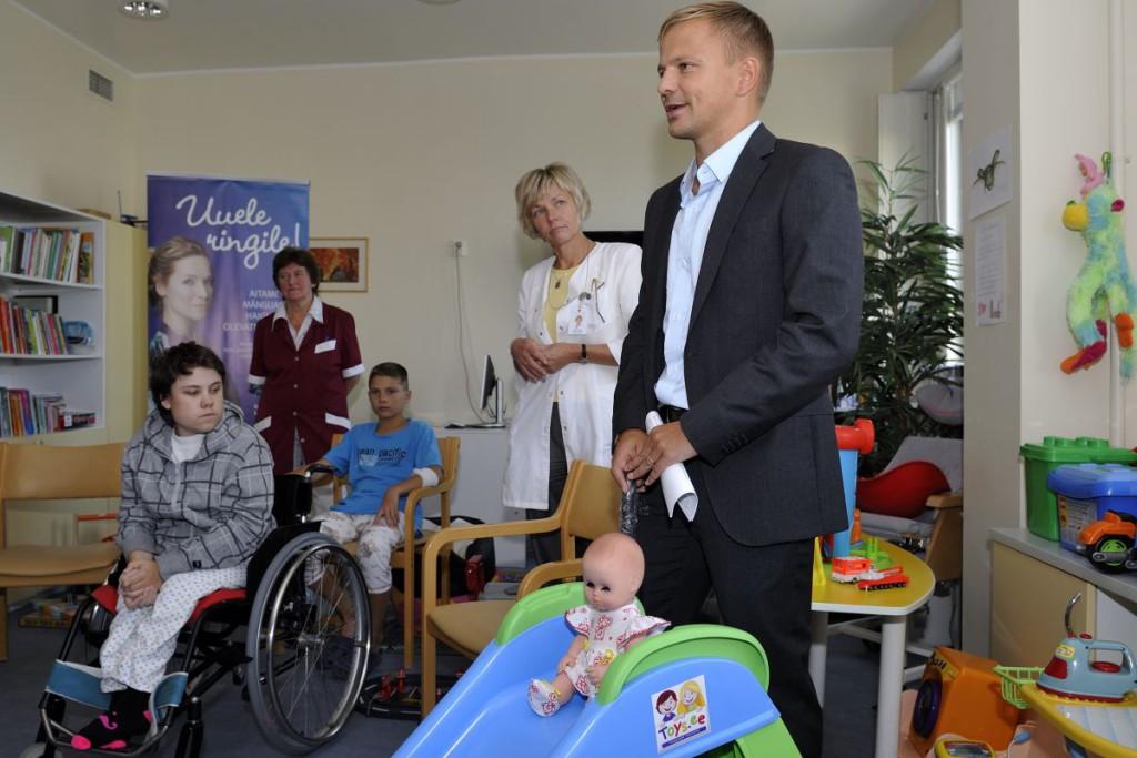 GOODNEWS KIIDAB! Tallinna Lastehaiglale koguti mitu tuhat mänguasja