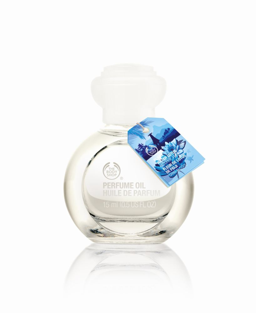 FijianPerfume oil 15ml_The Body Shop