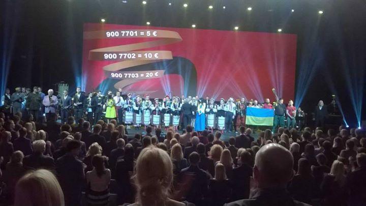 EESTI AITAB! MTÜ Vaba Ukraina alustab esmaabivahendite saatmist Ukrainale novembris