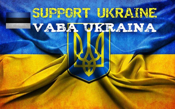 EESTI AITAB! MTÜ Vaba Ukraina alustab esmaabivahendite saatmist Ukrainale novembris2