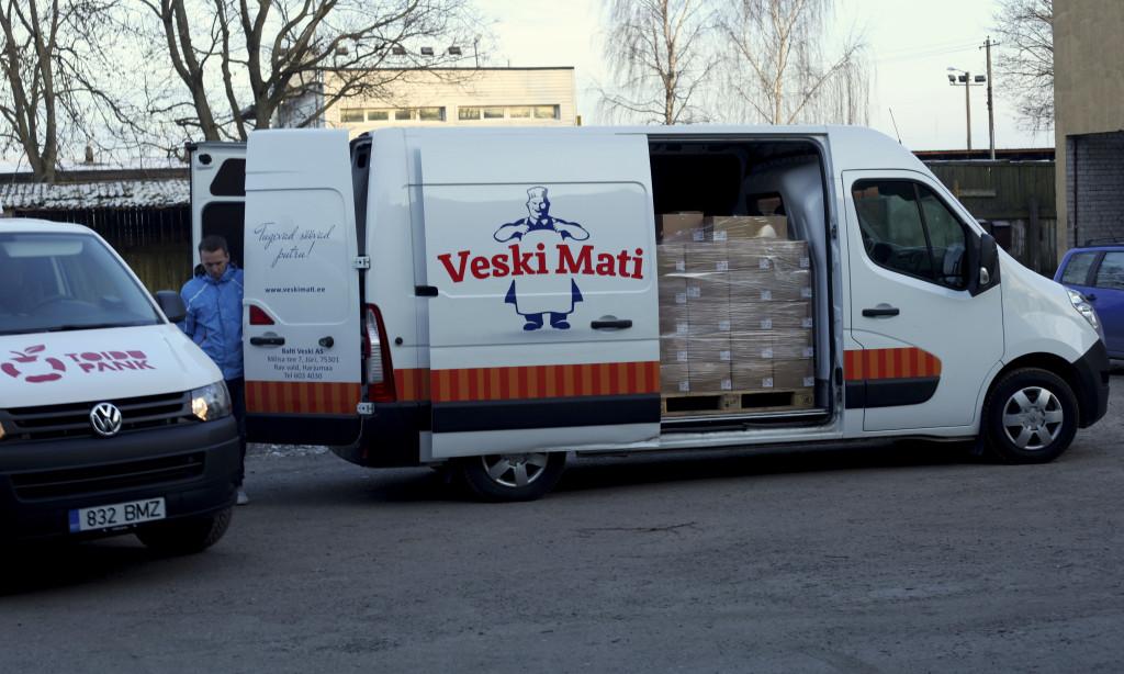Kaup saabub_VeskiMati