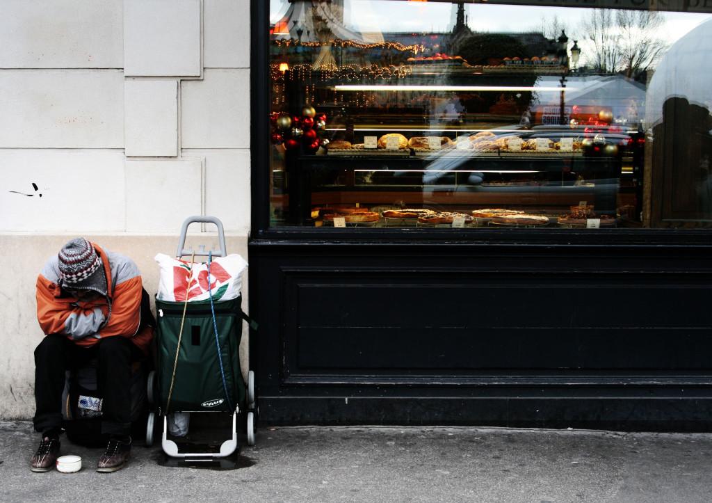 Solman: tühja kõhuga vaesed on tänavu paremini riides