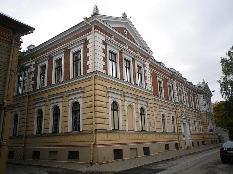 Eesti Rahva Muuseumi peamaja Foto:Pietade/Wikimedia Commons