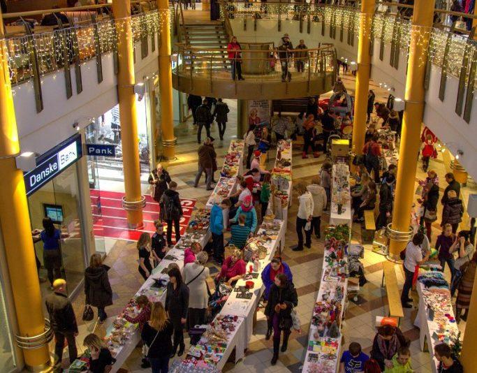 Laupäeval toimub heategevuslik jõululaat Topeltkink