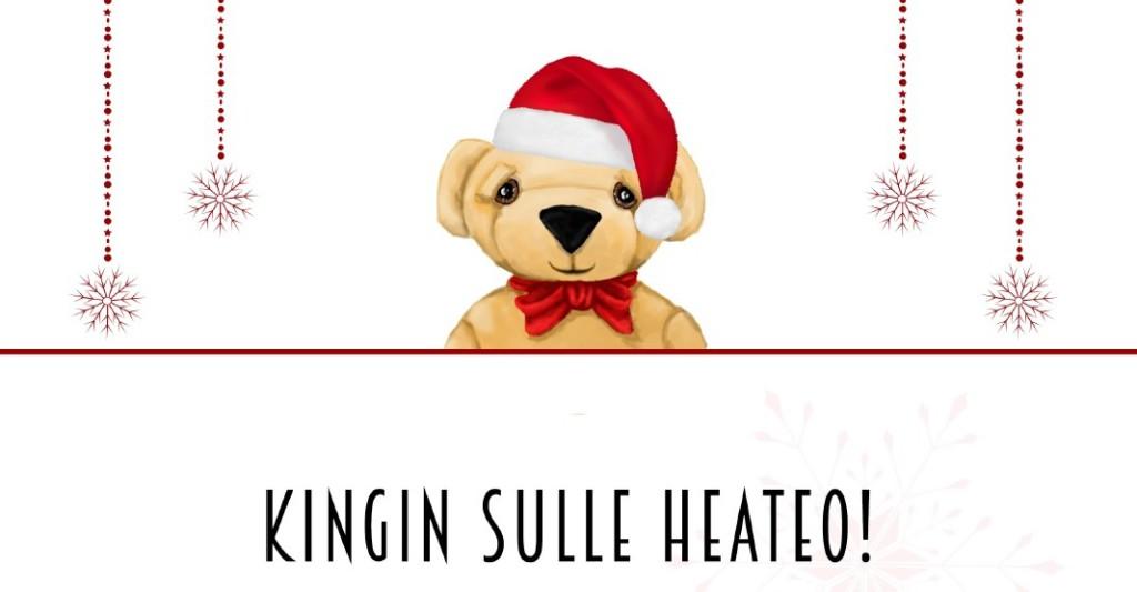 KINGIN SULLE HEATEO! Lastefondi üleskutse