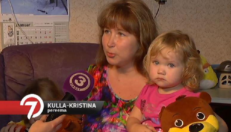 Inglite aeg_Seitsmesed uudised Kulla Kristina pere juures