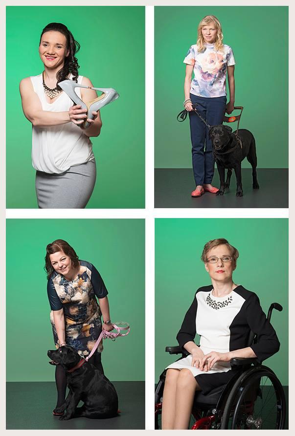 SINAGI SAAD AIDATA! Kogutakse raha puuetega naiste fotonäituseks