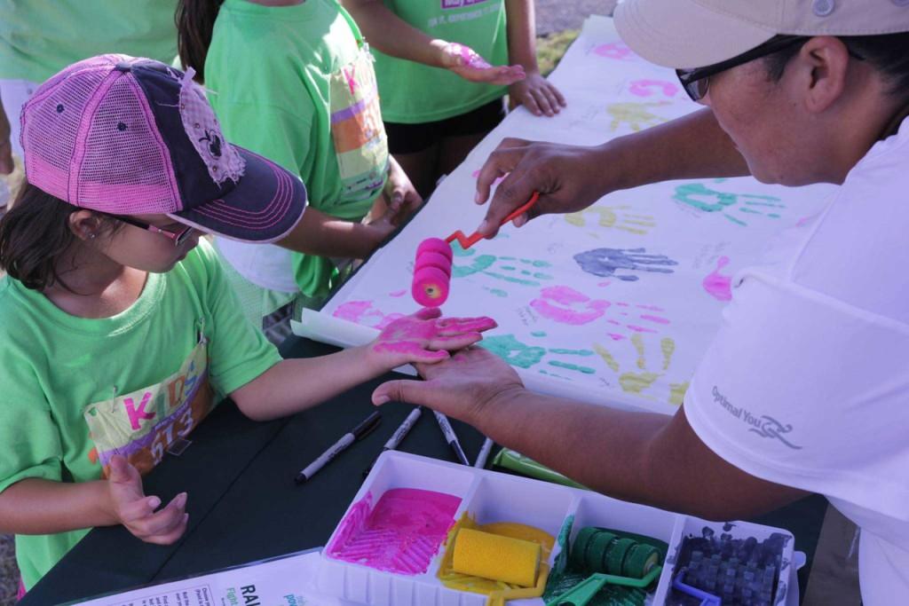 TÕSTKE OMA KÄSI! Laste alatoitumise vastane kampaania püstitas maailmarekordi