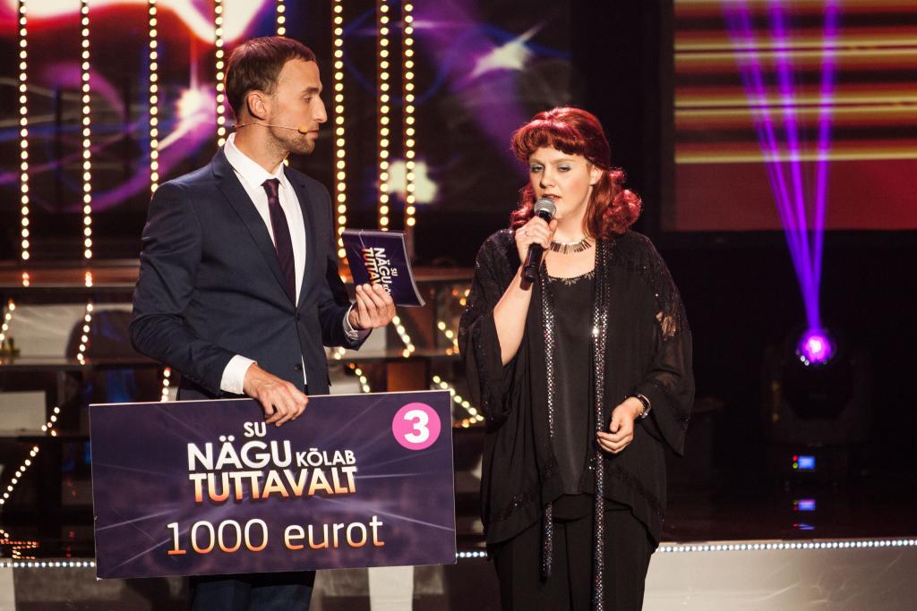 PIRET ASTUB VÄGIVALLALE VASTU! Piret Krumm annetas 1000 EUROT Tallinna Naiste Kriisikodule