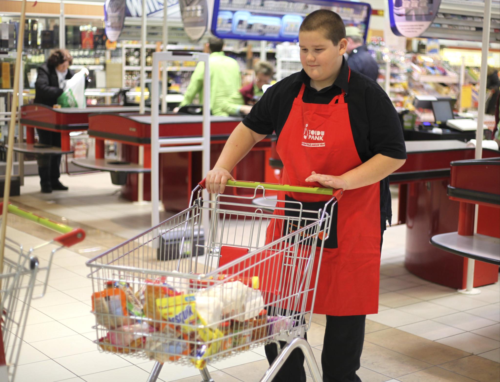ÄRA MINE MÖÖDA! Toidupanga toidukogumispäevad toimuvad täna ja homme