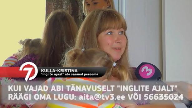 INGLITE AEG! TV3 heategevussaade otsib uusi abivajajaid