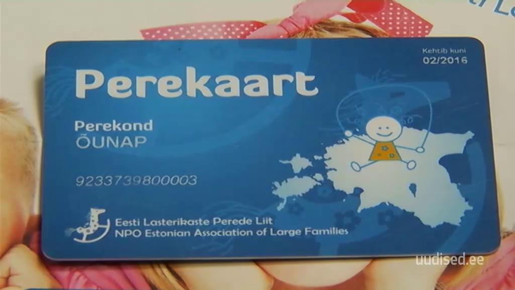 Perekaart