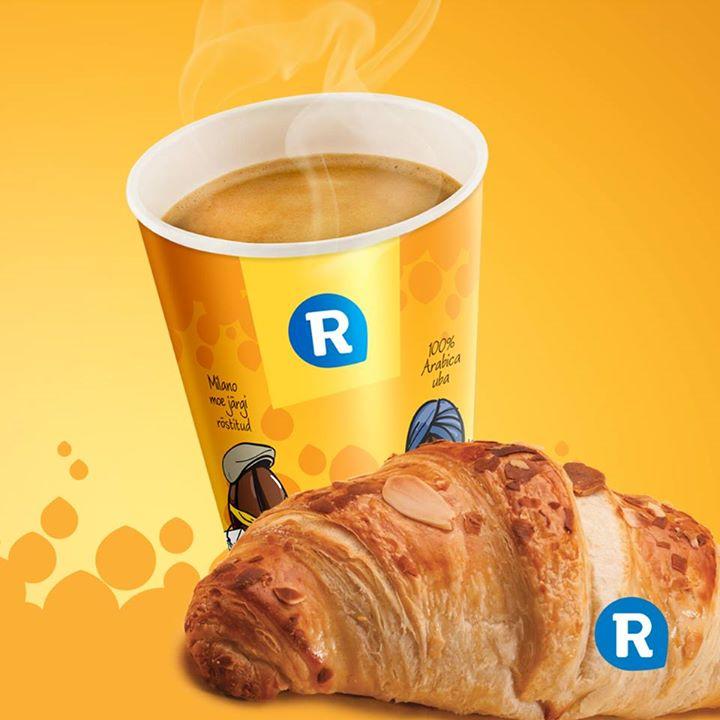 EESKUJUKS! R-Kiosk kogub kohvikampaaniaga raha SOS noortekodule