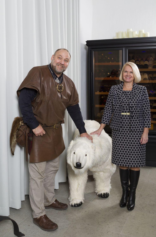 POLAARIUM TULEB! Heategevuslik õhtusöök restoranis Art Priori jääkarude toetuseks tõi ülihäid uudiseid