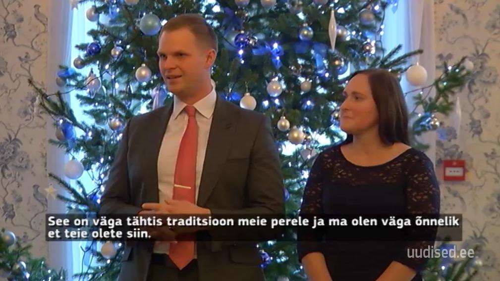 VÄÄRIB TUNNUSTUST! Padise mõisahärra Karl von Ramm hoiab elus esivanemate traditsioone