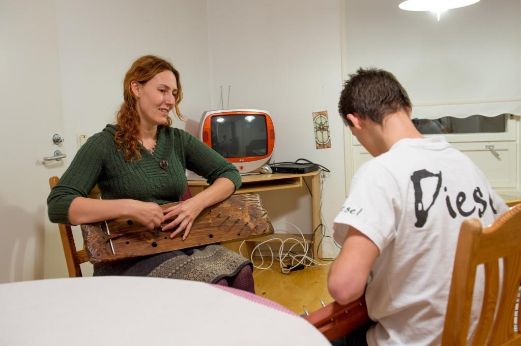 Novembris harjutati muusikaõpetaja Maria Vessmanni juhendamisel hoolega kontserdiks