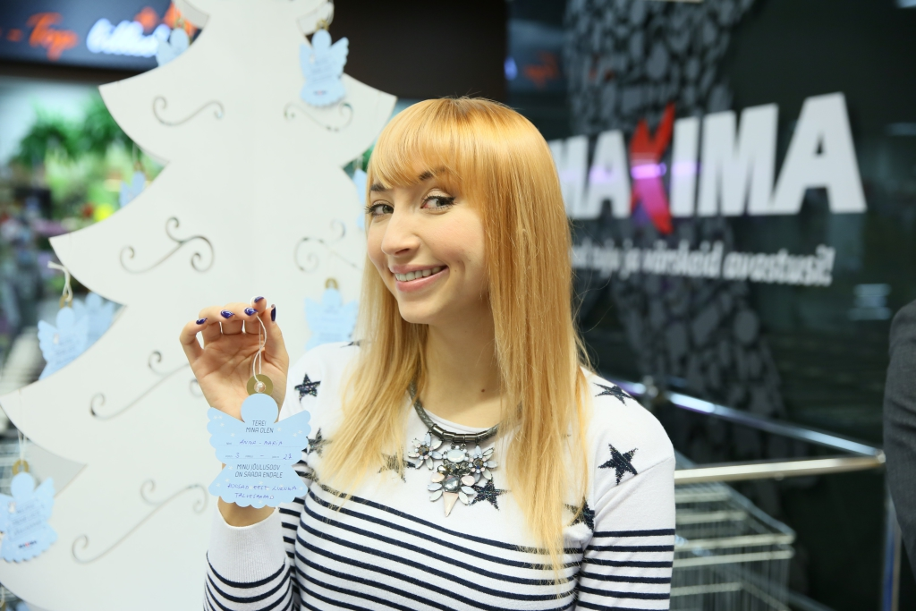 Tanja Mihhailova inglipuult valitud lapse kingisooviga