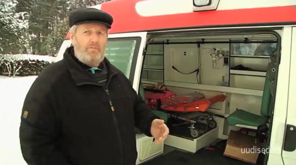 TV3 VIDEO! GOODNEWS KUTSUB ÜLES! Raskes seisus inimesi abistav Ants Väärsi vajab uue invabussi soetamiseks abi