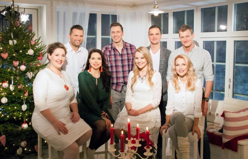"""""""Inglite ajas"""" osalenud perekonnad toetasid 7000 euroga Lastefondi"""