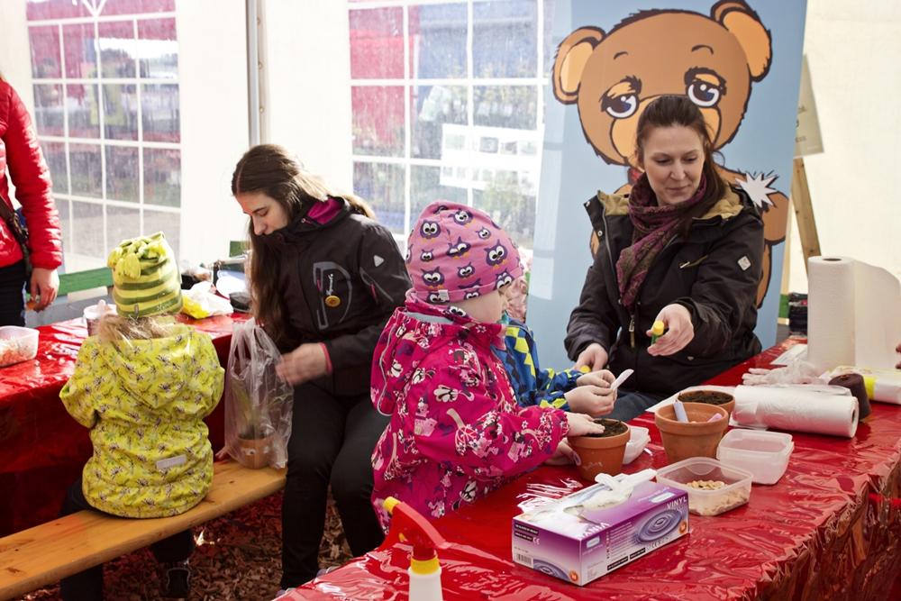 AITÄH HEADELE INIMESTELE! Maamessi külastajad annetasid haigetele lastele ligi 800 eurot