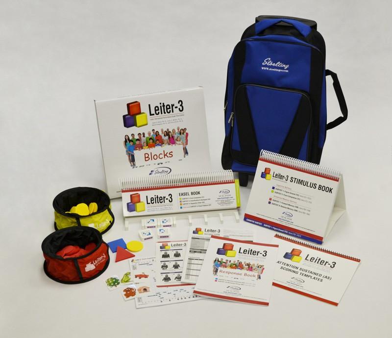Leiter-3 test