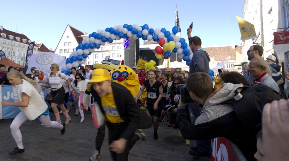 RAT RACE! Rat Race Tallinn 2016 toimub juba sellel neljapäeval