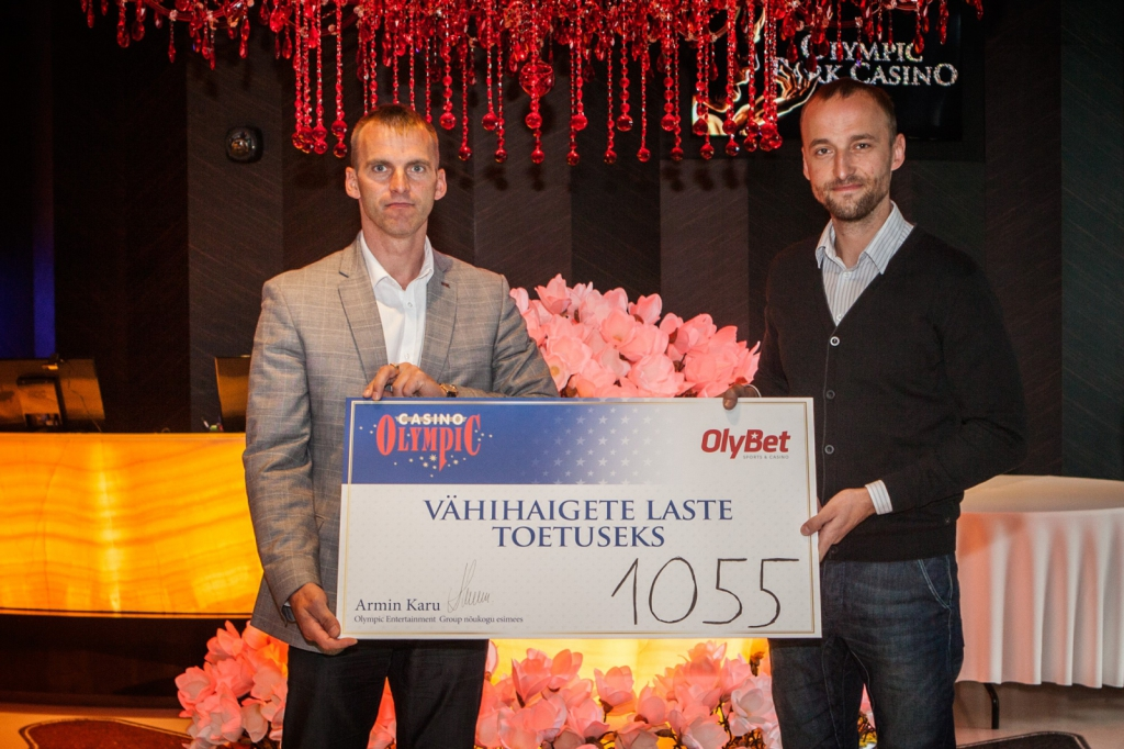PARDIRALLI! Hiltoni hotelli avamisel anti pardirallile üle enam kui 1000-eurone tšekk